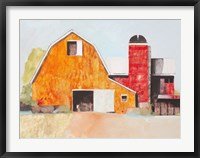 Barn No. 3 Framed Print