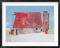 Barn No. 36 Framed Print