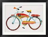 Bike No. 5 Framed Print