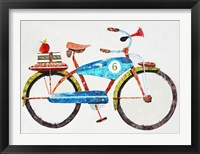 Bike No. 6 Framed Print