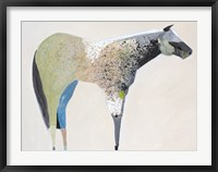 Framed Horse No. 33