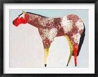 Framed Horse No. 39