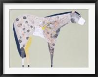 Framed Horse No. 60