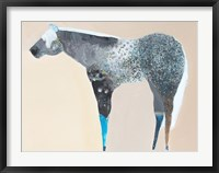 Horse No. 66 Framed Print