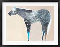 Framed Horse No. 66