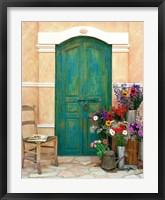 Framed Fleuriste, Provence