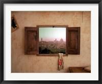 Framed Florence