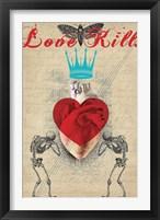 Framed Love Kills