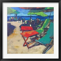 Framed Playa