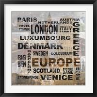 Framed Europe