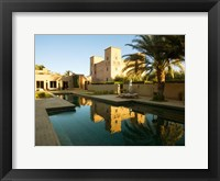 Framed Dar Ahlam Kasbah a Relais and Chateaux Hotel, Souss-Massa-Draa, Morocco