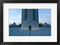 Framed Liberty Memorial, Kansas City, Missouri
