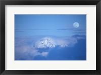 Framed Sangay Volcano, Ecuador