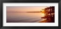 Framed Stockton Island, Lake Superior, Wisconsin