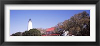 Framed Ocracoke Lighthouse Ocracoke Island, North Carolina