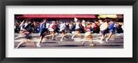 Framed Marathon, New York City