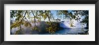 Framed Horseshoe Falls, Niagara Falls, NY