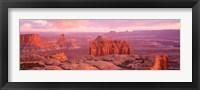 Framed Canyonlands National Park, Utah