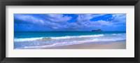 Framed Waimanalo Beach Park,  Oahu, HI
