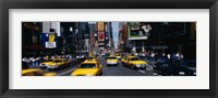 Framed Times Square, New York, NY