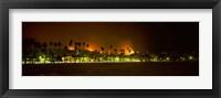 Framed Montecito, Santa Barbara, California
