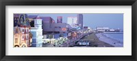 Framed Atlantic City, New Jersey