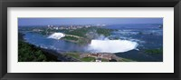 Framed Niagara Falls, Ontario, Canada