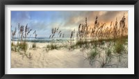 Framed Beach Pastels