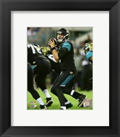 Framed Blake Bortles 2015 Action