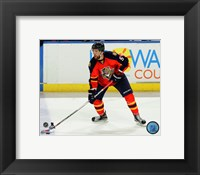 Framed Aaron Ekblad 2015-16 Action