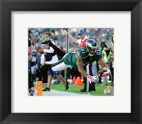 Framed Jordan Matthews 2015 Action