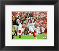 Framed Mike Evans 2015 Action