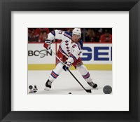 Framed Ryan McDonagh 2015-16 Action