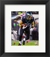 Framed Zach Ertz 2015 Action
