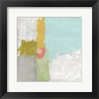 Coastal Quadrant I Framed Print