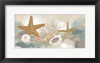 Marine Tableau I Framed Print