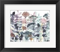 Winsome Flora II Framed Print