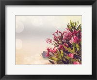 Framed Flowers in Paradise II