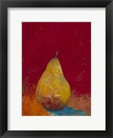 Bold Fruit IV Framed Print