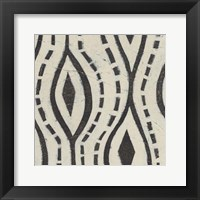 Tribal Patterns VIII Framed Print