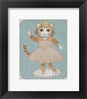 Ballerina Animal IV Framed Print