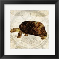 Steam Punk Turtle I Framed Print