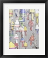 Dockside II Framed Print