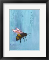 Pollinators I Framed Print