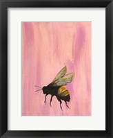 Pollinators II Framed Print
