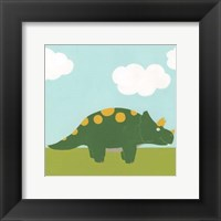 Framed Playtime Dino IV