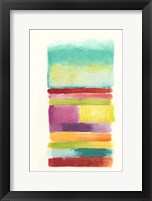 Layer Cake III Framed Print