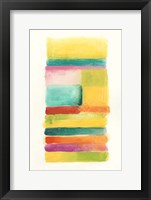 Layer Cake IV Framed Print