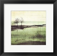 Forest Glimpse III Framed Print