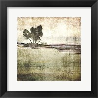 Forest Glimpse IV Framed Print